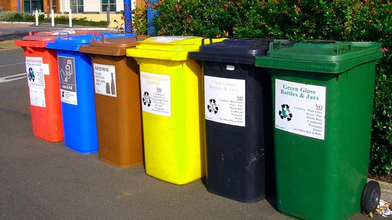hacia donde van los residuos que separamos en nuestros cubos
