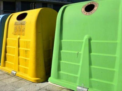 Errores comunes al utilizar los cubos de basura