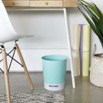 Balvi-Papelera-Pantone-Color-tuquesa-Cubo-de-Reciclaje-para-la-Oficina-y-el-hogar-Producto-de-papeleria-de-diseno-Moderno-y-Minimalista-Lata-26x22x22-cm-0-1.jpg