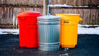 Tienda online cubos de basura