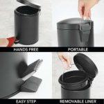 mDesign-Cubo-de-basura-con-pedal-Contenedor-de-residuos-de-metal-de-5-litros-con-tapa-pedal-y-cubo-plstico-extrable-Para-cosmticos-o-como-papelera-de-bao-cocina-u-oficina-negro-0-1.jpg